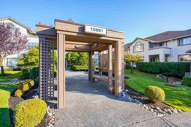 315 15991 THRIFT AVENUE - White Rock Apartment/Condo for sale, 2 Bedrooms (R2511897)