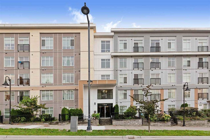 434 13728 108 AVENUE - Whalley Apartment/Condo for sale, 1 Bedroom (R2511900)