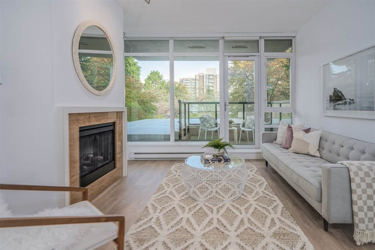 203 1468 W 14TH AVENUE - Fairview VW Apartment/Condo for sale, 2 Bedrooms (R2511905)