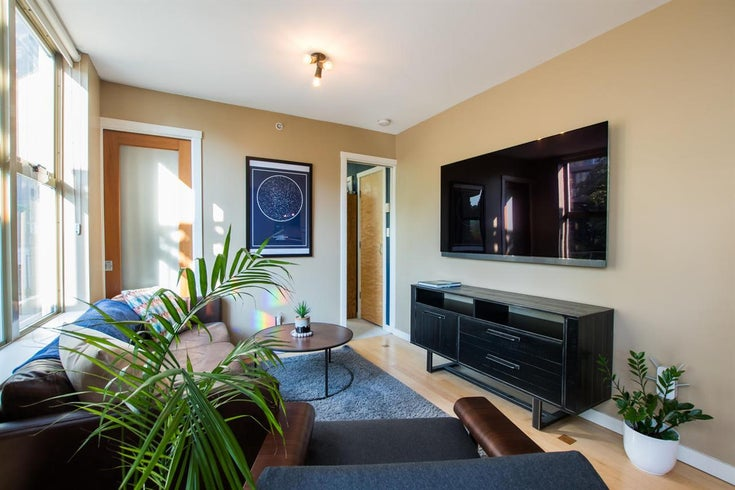403 989 RICHARDS STREET - Downtown VW Apartment/Condo for sale, 2 Bedrooms (R2511934)