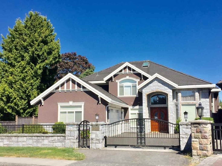 6200 SKAHA CRESCENT - Granville House/Single Family for sale, 6 Bedrooms (R2511938)