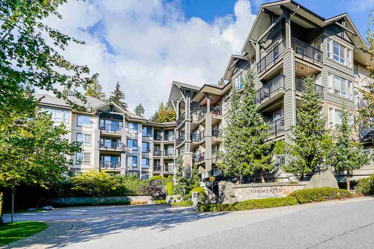 306 2969 WHISPER WAY - Westwood Plateau Apartment/Condo for sale, 2 Bedrooms (R2511947)