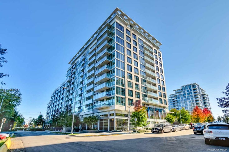 508 8988 PATTERSON ROAD - West Cambie Apartment/Condo for sale, 1 Bedroom (R2511951)