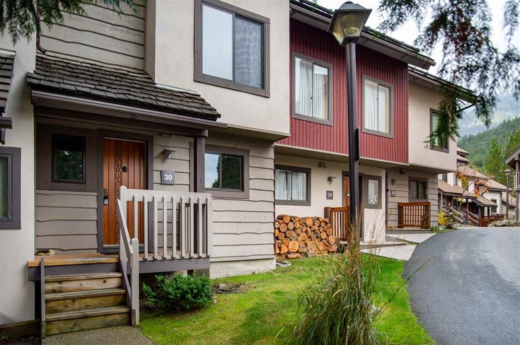 30 1200 ALTA LAKE ROAD - Whistler Creek Townhouse for sale, 3 Bedrooms (R2511995)