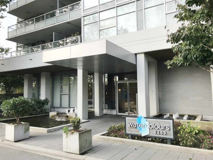 2605 2289 YUKON CRESCENT - Brentwood Park Apartment/Condo for sale, 2 Bedrooms (R2511997)