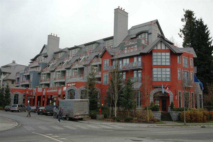 315 4369 MAIN STREET - Whistler Village Apartment/Condo for sale(R2512003)