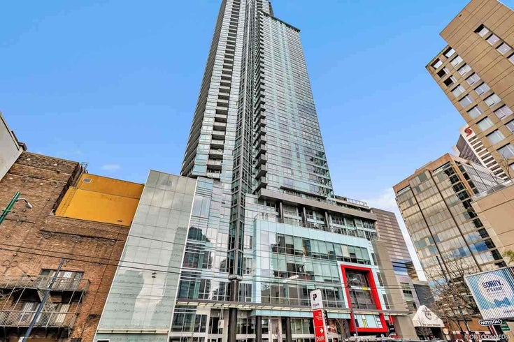 1511 833 SEYMOUR STREET - Downtown VW Apartment/Condo for sale, 1 Bedroom (R2512004)