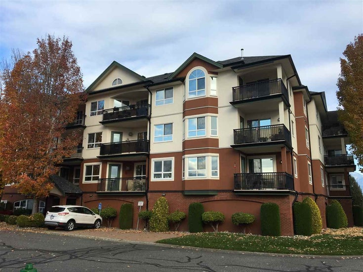 1205 8485 YOUNG ROAD - Chilliwack W Young-Well Apartment/Condo for sale, 1 Bedroom (R2512010)