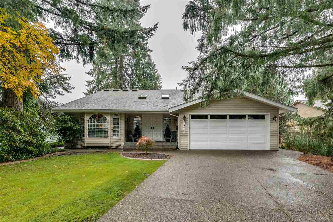 2420 HAVERSLEY AVENUE - Central Coquitlam House/Single Family for sale, 5 Bedrooms (R2512069) - #1