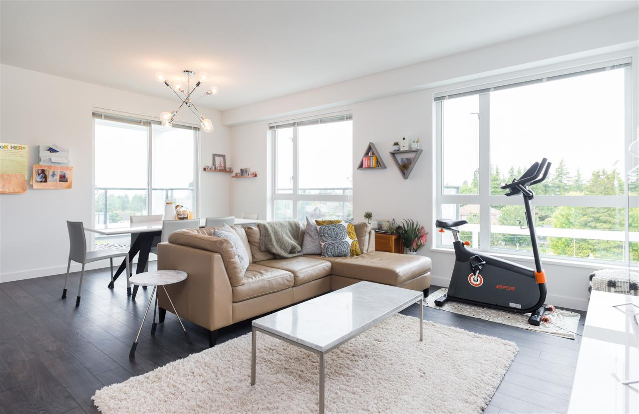605 6633 CAMBIE STREET - South Cambie Apartment/Condo for sale, 2 Bedrooms (R2512095)