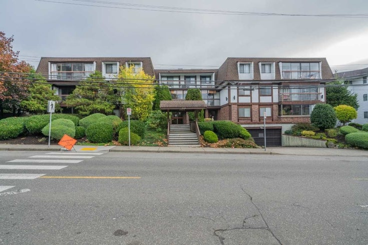 209 1444 MARTIN STREET - White Rock Apartment/Condo for sale, 2 Bedrooms (R2512098)
