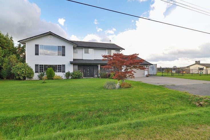 5067 214 STREET - Murrayville House with Acreage for sale, 4 Bedrooms (R2512119)