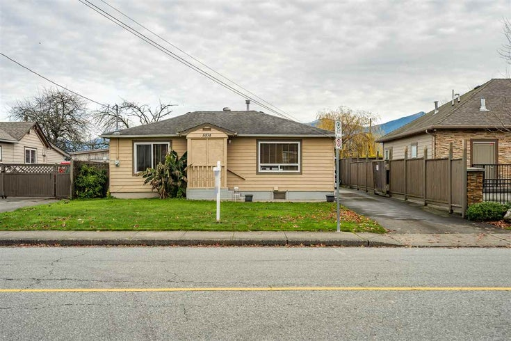 8874 MARY STREET - Chilliwack W Young-Well House/Single Family for sale, 2 Bedrooms (R2512122)
