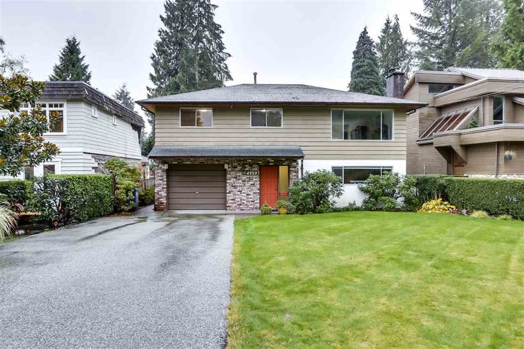 4359 RAEBURN STREET - Deep Cove House/Single Family for sale, 4 Bedrooms (R2512132)