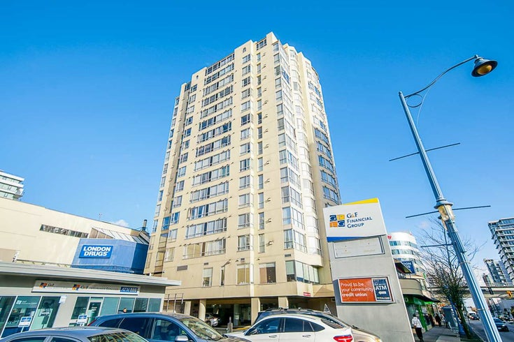 103 7995 WESTMINSTER HIGHWAY - Brighouse Apartment/Condo for sale, 2 Bedrooms (R2512133)