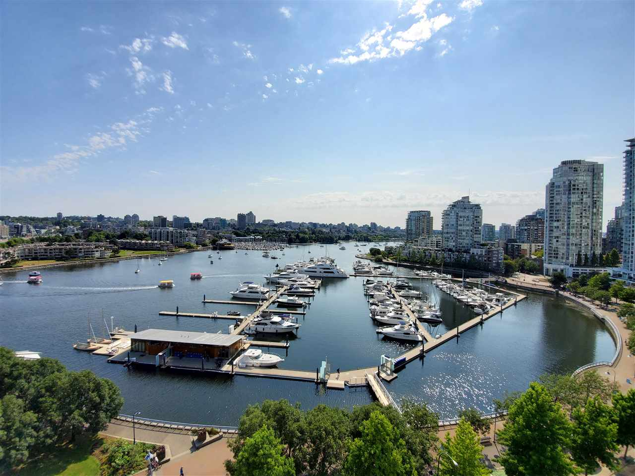 1507 1033 MARINASIDE CRESCENT - Yaletown Apartment/Condo for sale, 3 Bedrooms (R2512139) - #1