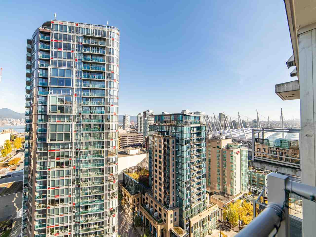 2003 821 CAMBIE STREET - Downtown VW Apartment/Condo for sale, 1 Bedroom (R2512191) - #1