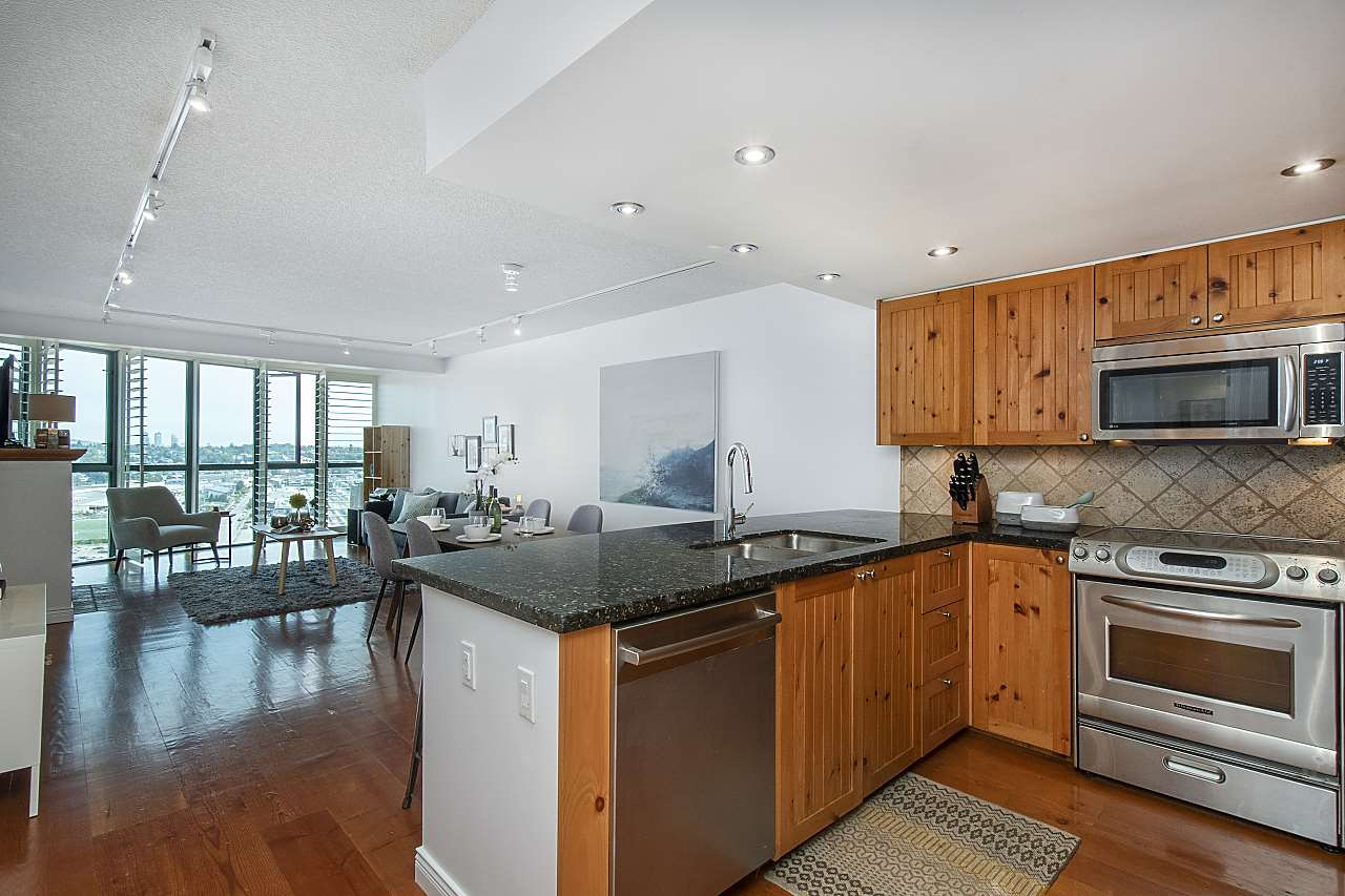 1802 1128 QUEBEC STREET - Downtown VE Apartment/Condo for sale, 2 Bedrooms (R2512318) - #1