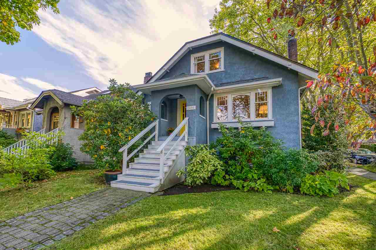 2896 W 12TH AVENUE - Kitsilano House/Single Family for sale, 4 Bedrooms (R2512325)