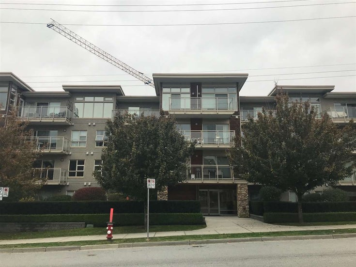 210 1033 ST. GEORGES AVENUE - Central Lonsdale Apartment/Condo for sale, 1 Bedroom (R2512343)