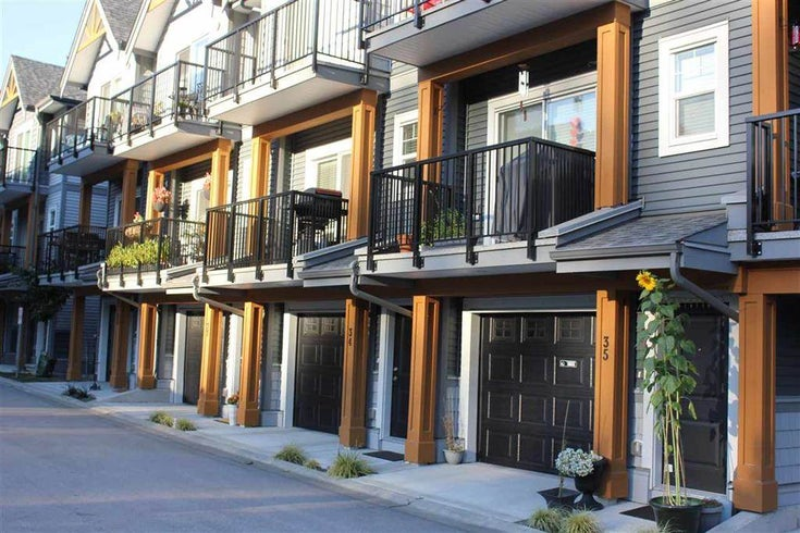 35 22810 113 AVE AVENUE - East Central Townhouse for sale, 3 Bedrooms (R2512344)