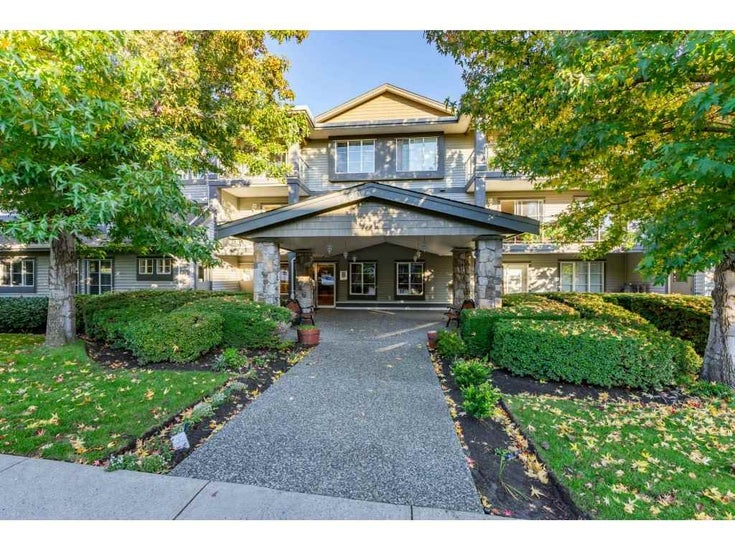 303 1280 MERKLIN STREET - White Rock Apartment/Condo for sale, 2 Bedrooms (R2512350)