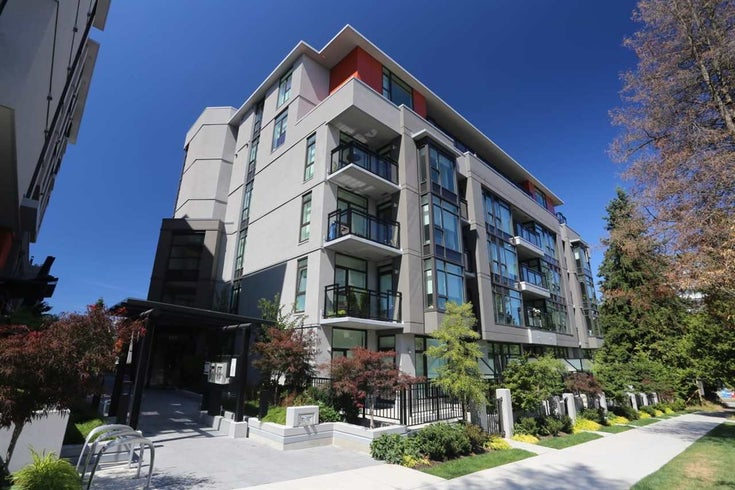 201 4171 CAMBIE STREET - Cambie Apartment/Condo for sale, 1 Bedroom (R2512390)