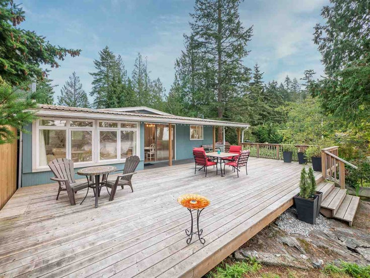 4847 BOWSPRIT DRIVE - Pender Harbour Egmont House/Single Family for sale, 2 Bedrooms (R2512419)