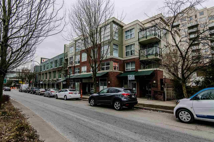 106 5025 JOYCE STREET - Collingwood VE Apartment/Condo for sale, 1 Bedroom (R2512503)