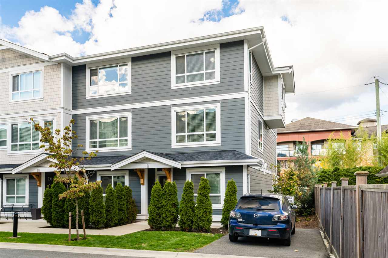 8 19753 55A AVENUE - Langley City Townhouse for sale, 4 Bedrooms (R2512511) - #1