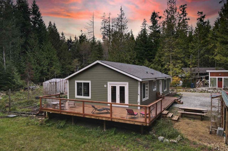 1751 BLOWER ROAD - Sechelt District Manufactured with Land for sale, 3 Bedrooms (R2512519)