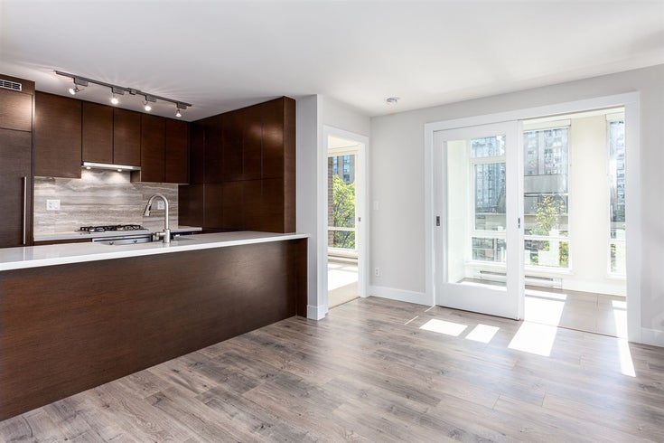 609 535 SMITHE STREET - Downtown VW Apartment/Condo for sale, 1 Bedroom (R2512592)
