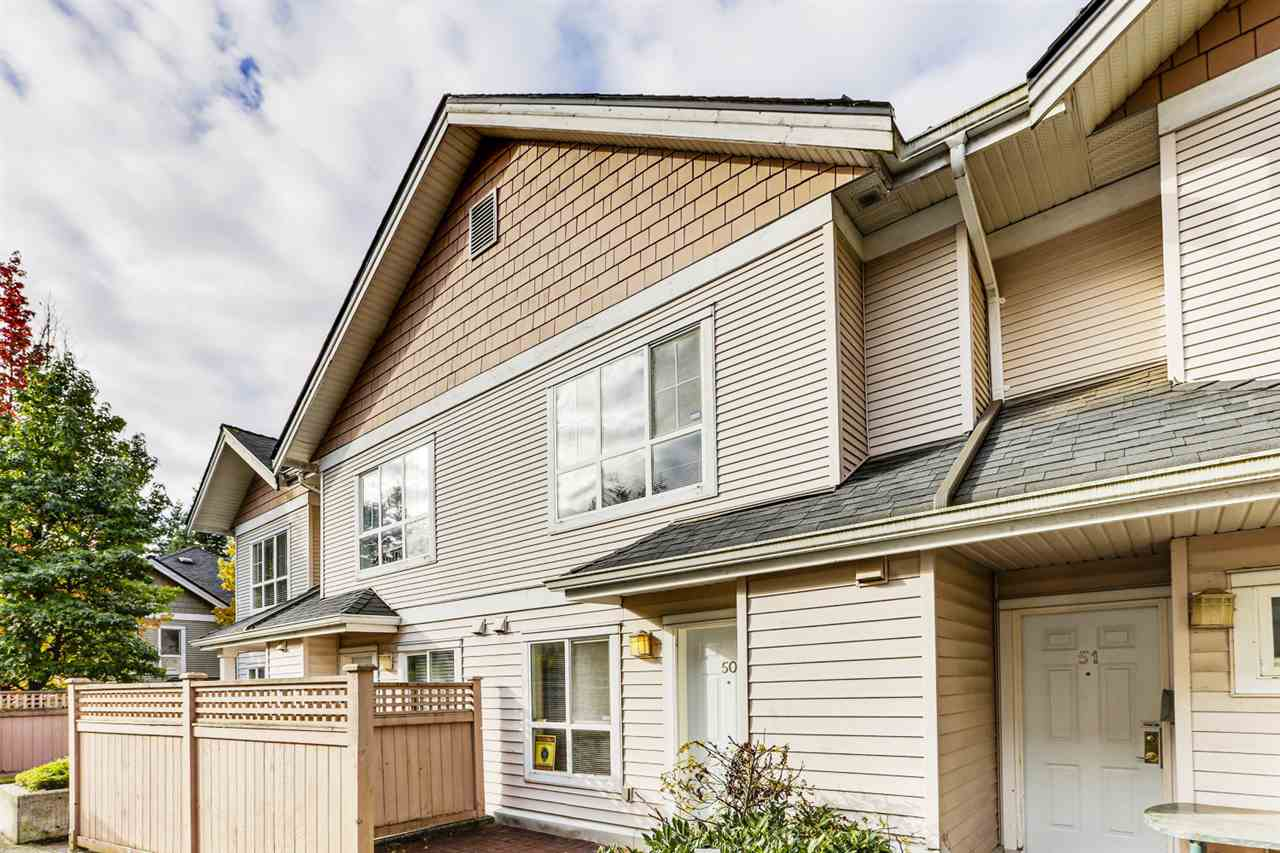 50 6670 RUMBLE STREET - South Slope Townhouse for sale, 3 Bedrooms (R2512601) - #1