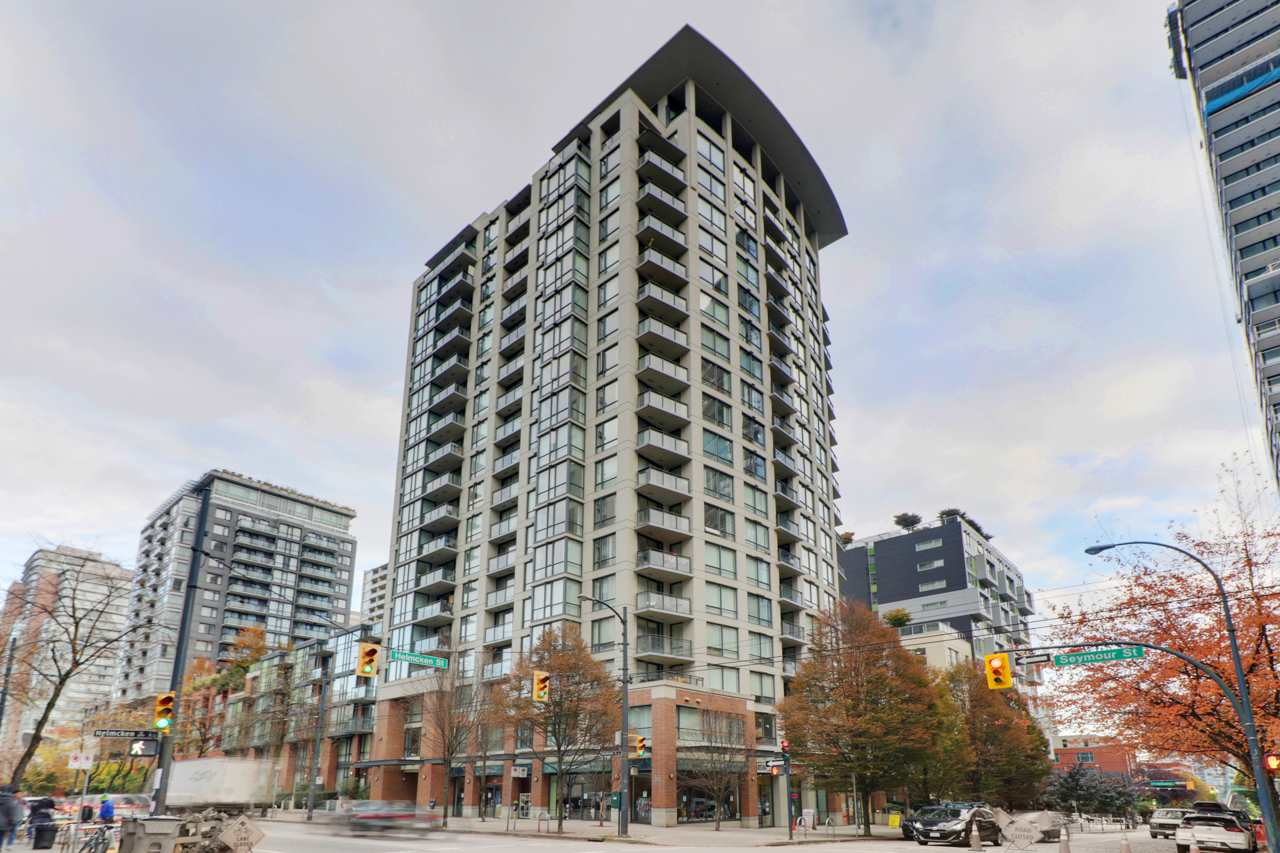 810 1082 SEYMOUR STREET - Downtown VW Apartment/Condo for sale, 2 Bedrooms (R2512604) - #1