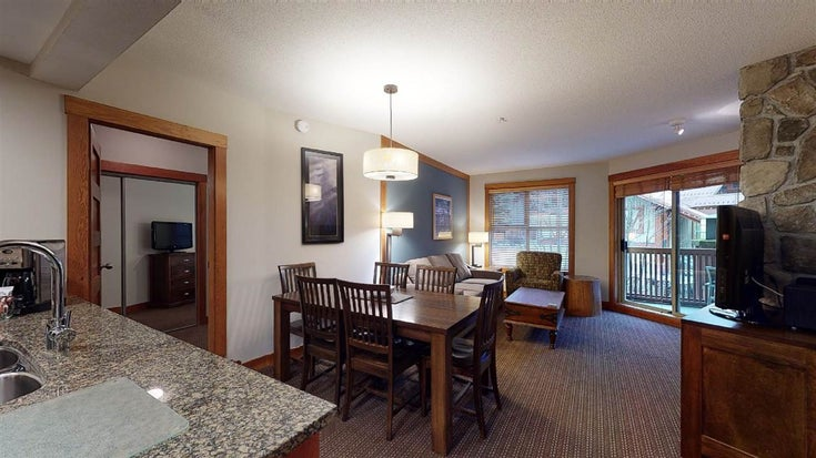 203B 2036 LONDON LANE - Whistler Creek Apartment/Condo for sale, 2 Bedrooms (R2512623)
