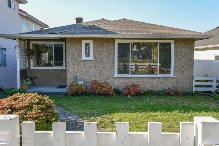 5535 FLEMING STREET - Knight House/Single Family for sale, 4 Bedrooms (R2512668)