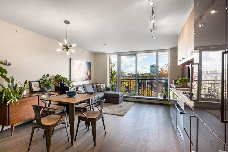 710 189 KEEFER STREET - Downtown VE Apartment/Condo for sale, 1 Bedroom (R2512672)