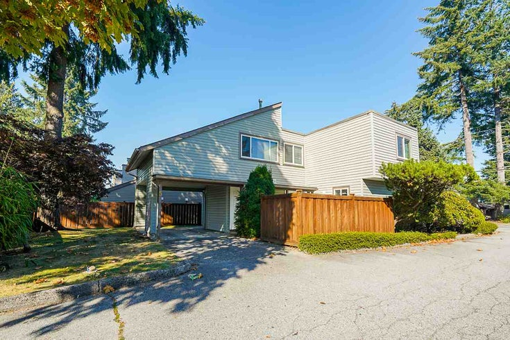 5 3397 HASTINGS STREET - Woodland Acres PQ Townhouse for sale, 3 Bedrooms (R2512704)