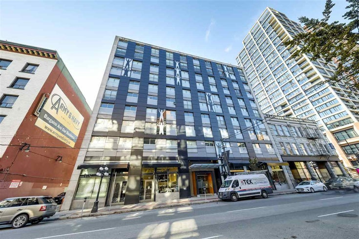 804 66 W CORDOVA STREET - Downtown VW Apartment/Condo for sale, 2 Bedrooms (R2512725)