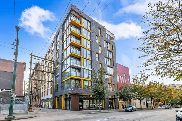 606 150 E CORDOVA STREET - Downtown VE Apartment/Condo for sale, 1 Bedroom (R2512729)