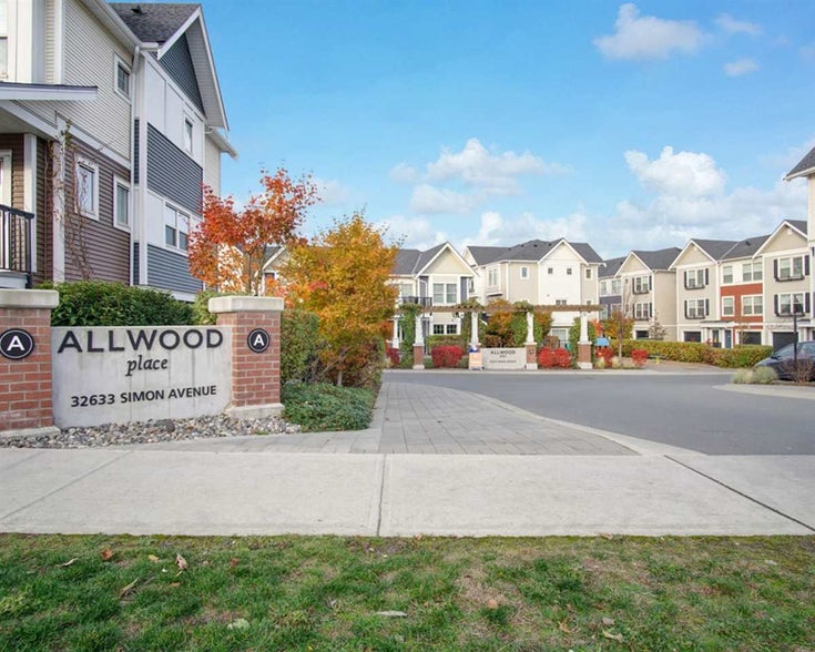 41 32633 SIMON AVENUE - Abbotsford West Townhouse for sale, 3 Bedrooms (R2512778)