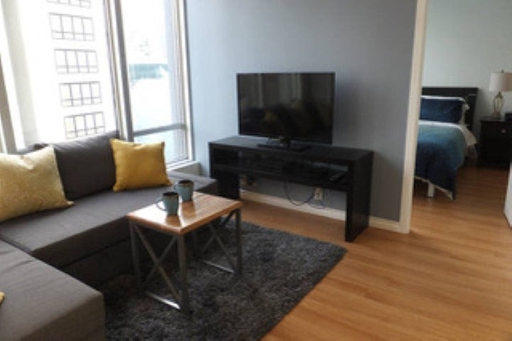 813 989 NELSON STREET - Downtown VW Apartment/Condo for sale, 1 Bedroom (R2512916)
