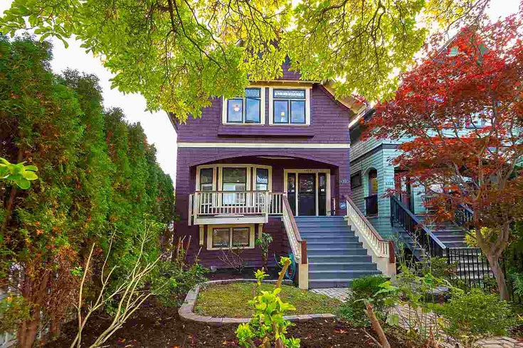 2722 W 7TH AVENUE - Kitsilano House/Single Family for sale, 4 Bedrooms (R2512917)