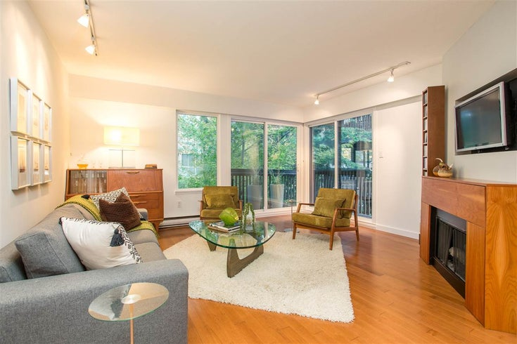 312 1274 BARCLAY STREET - West End VW Apartment/Condo for sale, 2 Bedrooms (R2512927)