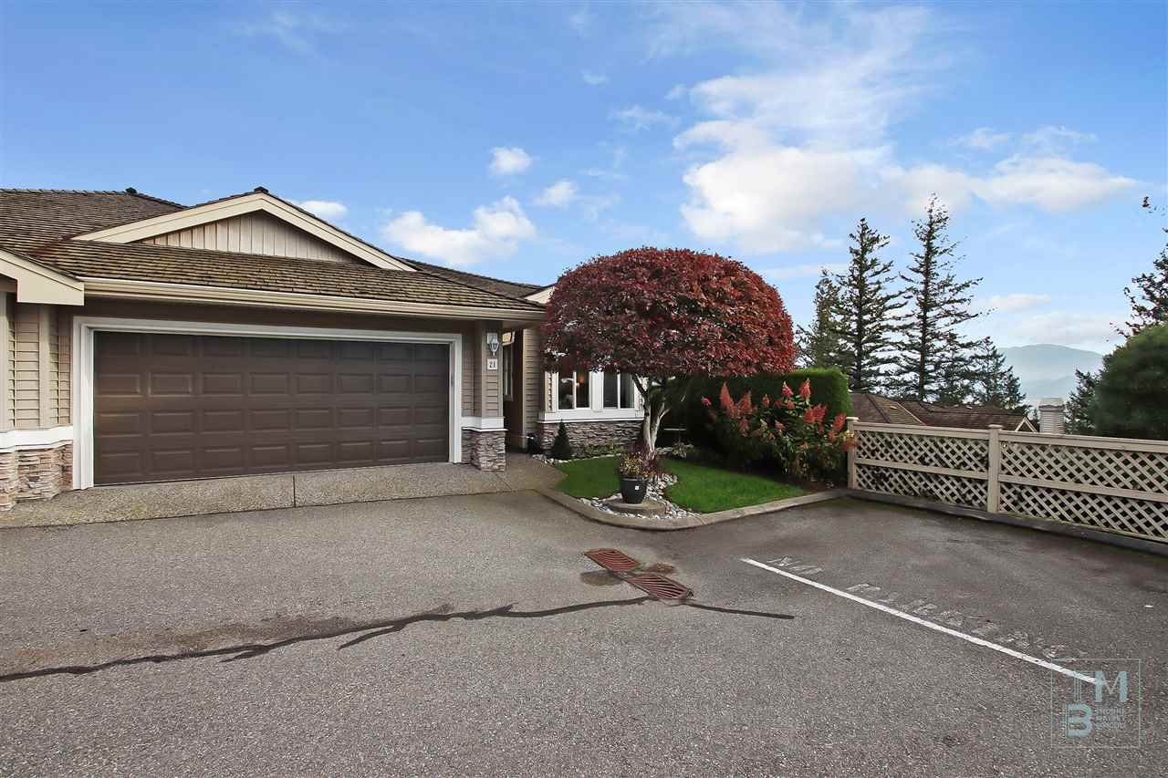21 35537 EAGLE MOUNTAIN DRIVE - Abbotsford East Townhouse for sale, 3 Bedrooms (R2512935) - #1
