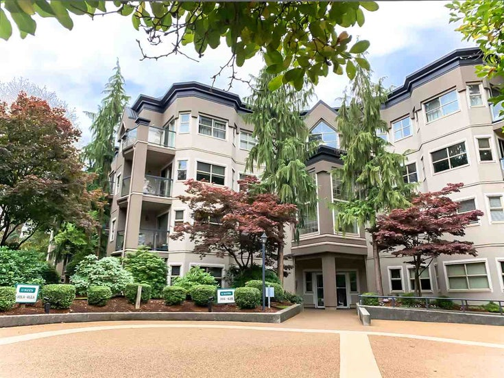 111 2615 JANE STREET - Central Pt Coquitlam Apartment/Condo for sale, 1 Bedroom (R2512972)