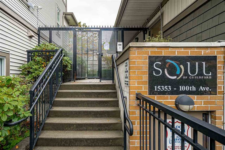 35 15353 100 AVENUE - Guildford Townhouse for sale, 3 Bedrooms (R2512985)