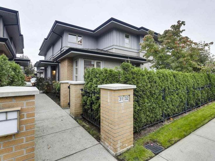 32 6300 BIRCH STREET - McLennan North Townhouse for sale, 3 Bedrooms (R2512990)