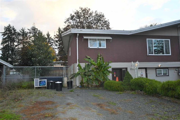 2160 LYNDEN STREET - Abbotsford West 1/2 Duplex for sale, 3 Bedrooms (R2513013)