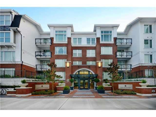 305 9399 ODLIN ROAD - West Cambie Apartment/Condo for sale, 2 Bedrooms (R2513018)